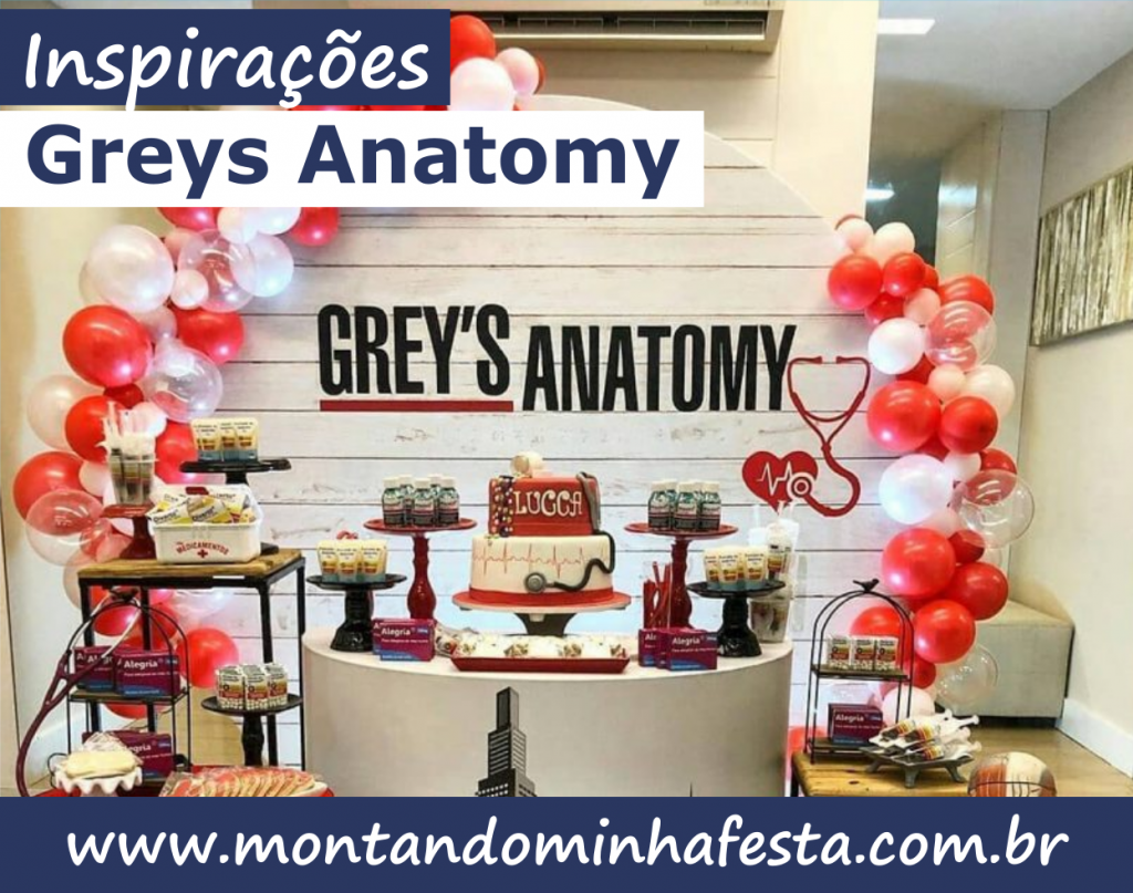 Festa Greys Anatomy